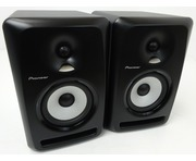 Pioneer S-DJ50X Black Active Monitor Speakers (Pair)