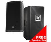 "Electro-Voice ZLX15P 15"" 1000 Watt Active Powered PA Speaker"