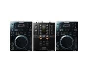 Pioneer CDJ350 & DJM250 MK2 Package