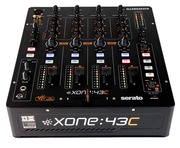 Allen & Heath XONE 43C DJ Mixer with Soundcard