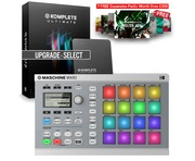 Native Instruments Maschine Mikro MK2 White & Komplete 11 Ultimate