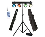 American DJ Dotz TPAR Lighting System