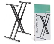 Stagg KXS-A6 X Frame Folding Keyboard Stand