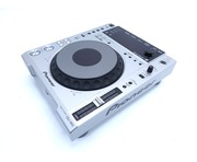 Pioneer CDJ850 Silver DJ CD Player Deck