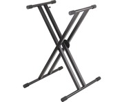 Gorilla GXS-200 Double X-Braced Keyboard Stand