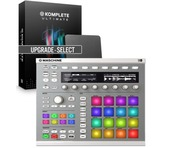 Native Instruments Maschine MK2 White & Komplete 11 Ultimate UPG Select