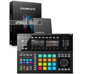 Native Instruments MASCHINE STUDIO Black & Komplete 11 UPG Select