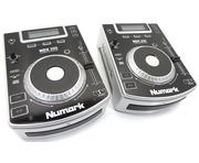 Numark NDX200 DJ CD Decks (Pair)
