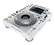 Pioneer CDJ-2000NXS2-W Limited Edition