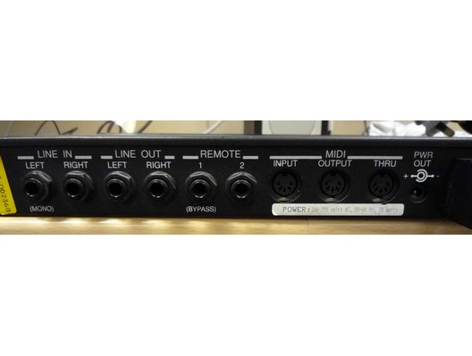 ART Multiverb Alpha Digital Multi-Effects Processor