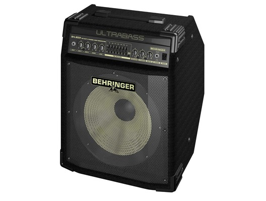 behringer ultrabass bxl1800a 180w bass guitar combo amp whybuynew. Black Bedroom Furniture Sets. Home Design Ideas