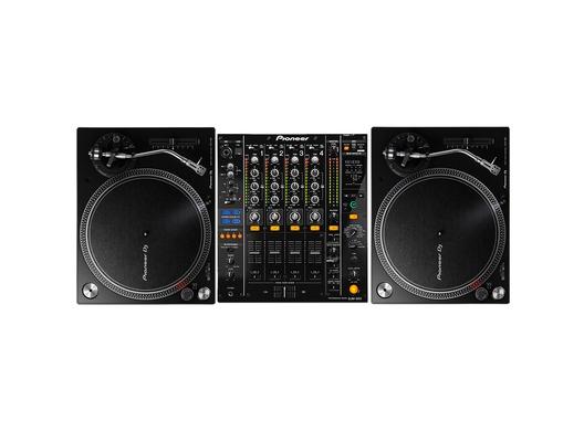 Pioneer PLX-500 & DJM 850 Turntable Package