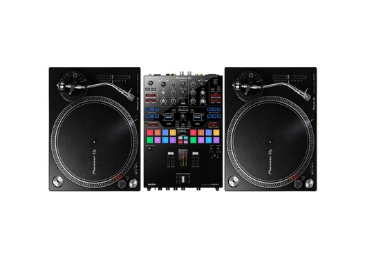 Pioneer PLX-500 & DJM-S9 Turntable Package