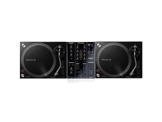 Pioneer PLX-500 & DJM 350 Turntable Package