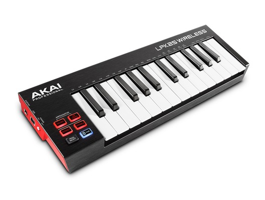 Akai LPK25 Wireless MIDI Controller