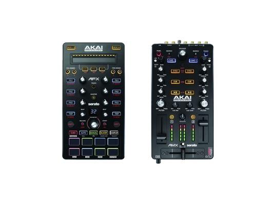 Akai AMX and Akai AFX